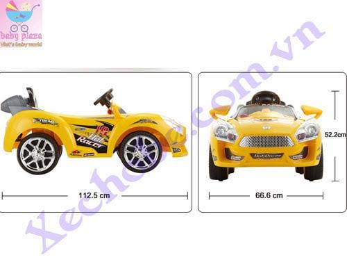 Xe hơi điện trẻ em XH639R 6
