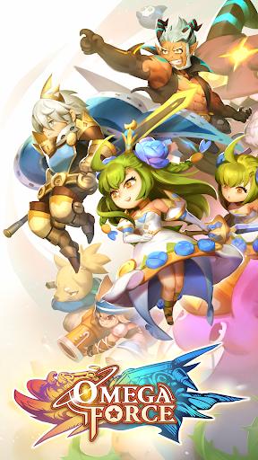 Omega Force: Battle Arena 1.3.2 screenshots 1