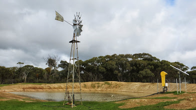 Photo: The dam
