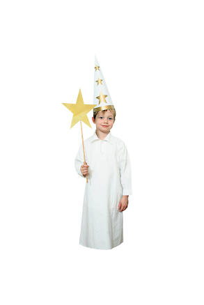 Stjärngosselinne, barn