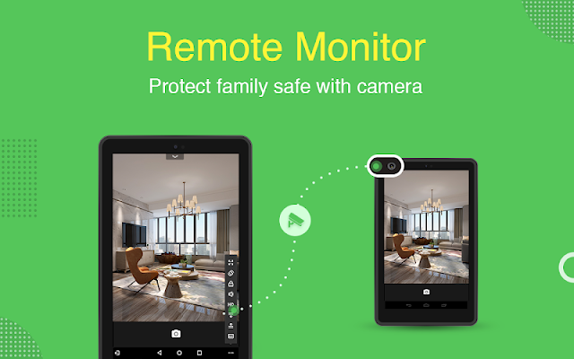 AirMirror: Remote control devices