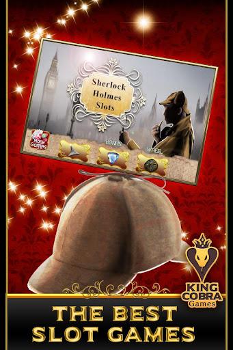 Sherlock Holmes Slots