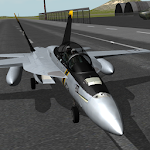 F18 Airplane Simulator 3D Icon