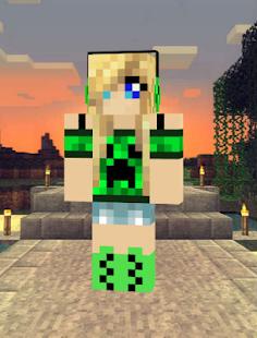 Скины для Minecraft скачать. Только самые популярные и ...