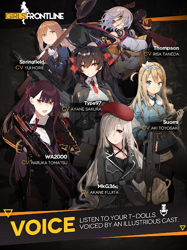 Girls' Frontline 2.005_160 screenshots 12