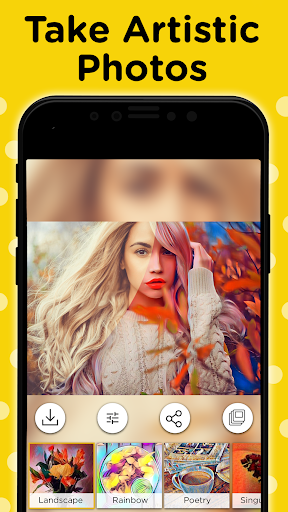 ArtistA Cartoon & Sketch Filter & Artistic Effects 2.0.8 screenshots 1