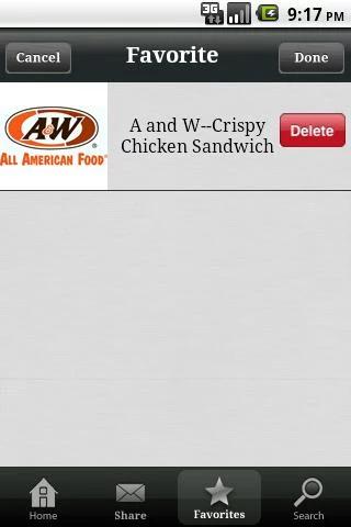 玩免費遊戲APP|下載Fast Food Guide app不用錢|硬是要APP