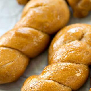 Mock Sourdough Bread Twists (no sourdough starter!)