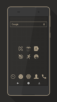 Rest - Icon Pack APK screenshot thumbnail 3