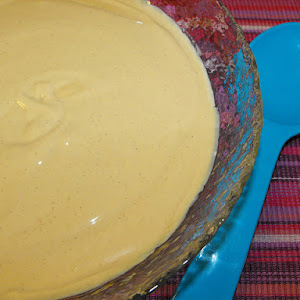Lime and Cinnamon Flavored Mousse