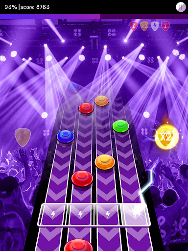 Rock Challenge: Electric Guitar Game 1.2 screenshots 24