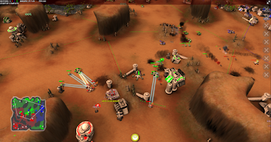 Screenshot of ProjectY RTS 3d -lite version-