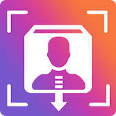 Video Downloader for Instagram - Big Profile View