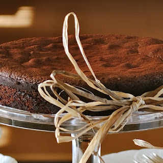CHOCOLATE CHIPOTLE ALMOND CAKE