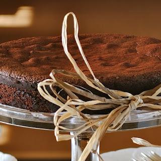 CHOCOLATE CHIPOTLE ALMOND CAKE.