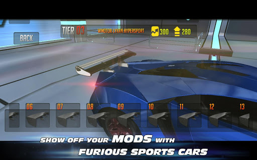 Furious Racing  screenshots 24