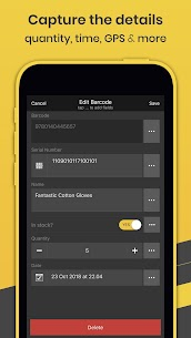 Orca Scan – Barcode Scanner to Excel Spreadsheet 4