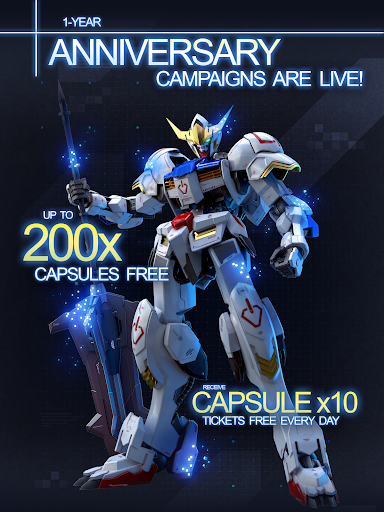 GUNDAM BATTLE: GUNPLA WARFARE 2.00.01 screenshots 1