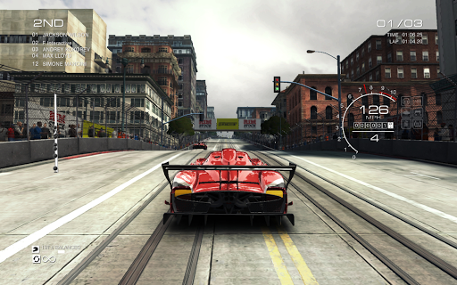 GRIDu2122 Autosport - Online Multiplayer Test 1.7.2RC1-android screenshots 7