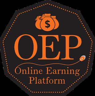 Online Earning Platform - náhled