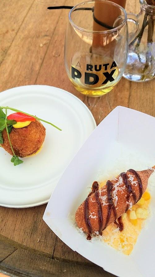 Photo Recap of Tastes of Spain, La Ruta PDX 2017