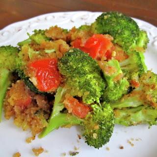 Broccoli Parmesan.