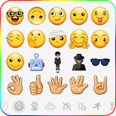 New Color Emoji for Galaxy