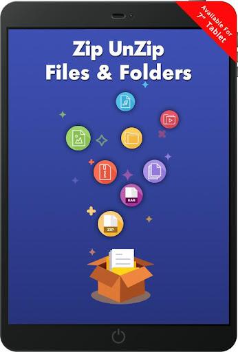 Easy Zip Unzip File Manager 1.15 screenshots 9
