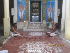Photo: chithrai aswini/bharaNi celebrations - sEvAkAlam