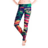 Discover Printed Leggings