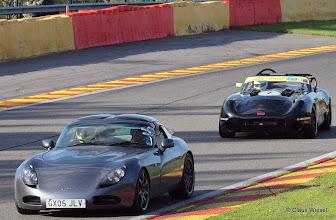 Photo: Circuit de SPA Francorchamps: 2 x TVR!