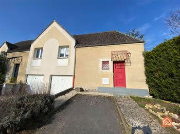 maison à Bruyères-et-Montbérault (02)