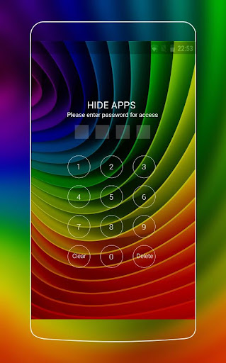 Rainbow Theme for Lenovo A2010 1.0.1 screenshots 3