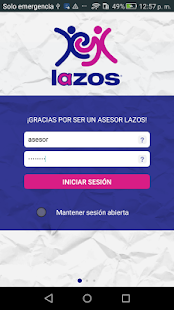 Asesores Lazos - náhled