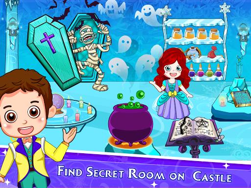 Mini Town: Ice Princess Land android2mod screenshots 13