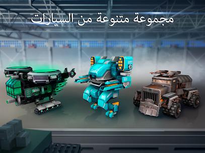 Blocky Cars Online 3