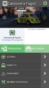 Carrozzeria Fagioli - náhled