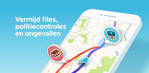 files belgie vandaag kaart Waze   GPS, Kaarten, Verkeersinfo & Live Navigatie   Apps op