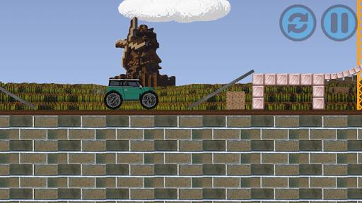 Minecraft Car Racing 1.2 screenshots 4