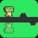 Flip Dinosaur icon