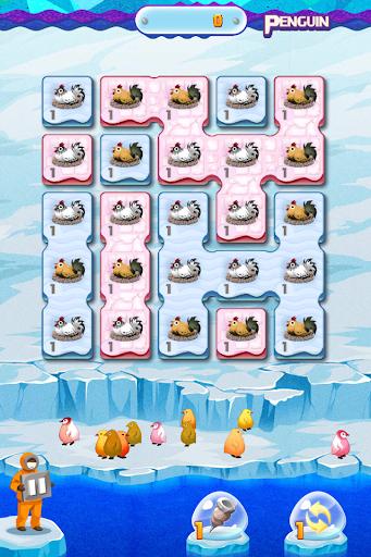 玩免費解謎APP|下載ペンギンパズル【ペンギン大収穫】~パズルゲーム~ app不用錢|硬是要APP