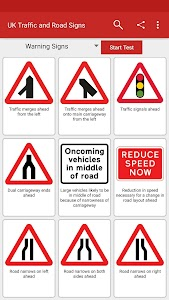 UK Traffic and Road Signs 4.1.6