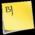 BJ Memo Widget icon