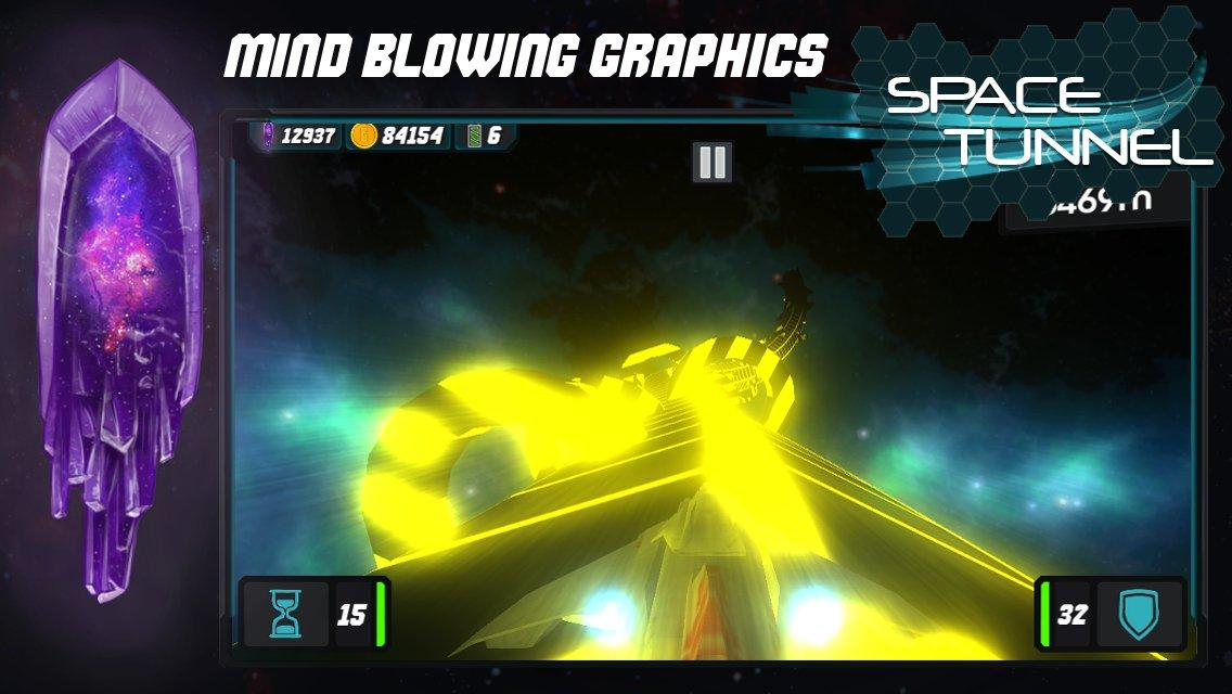Space Tunnel- screenshot