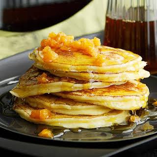 Lemon and Ricotta Pancakes.
