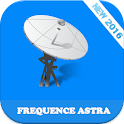 frequence astra 2016 sans net icon