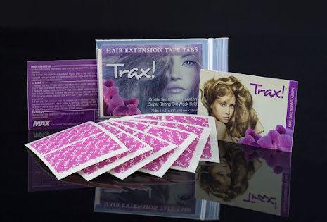 TRAX! Tape Tabs