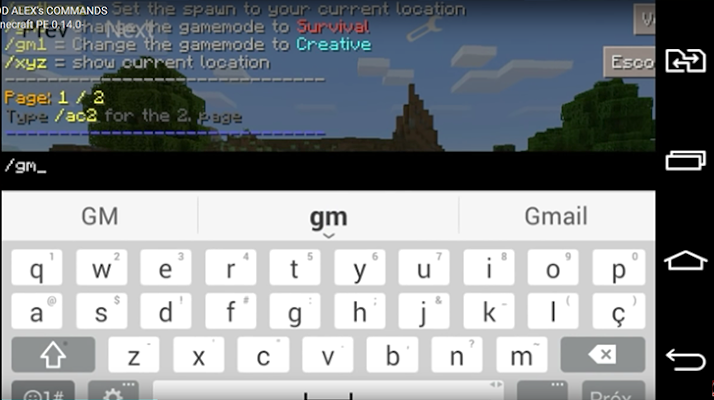 Commands for minecraft pe on Google Play Reviews   Stats