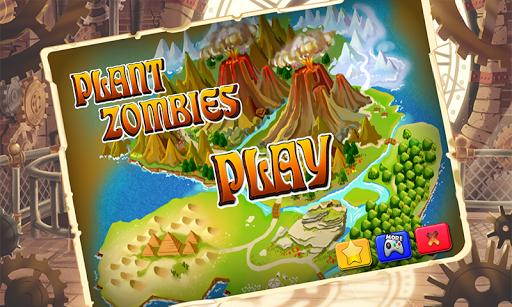 Plants zombies 2