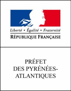 Préfet des Pyrénées-Atlantiques
